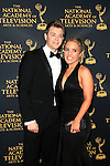 LOS ANGELES - APR 24: Chad Duell, Kristen Alderson at The 42nd Daytime Creative Arts Emmy Awards Gala at the Universal Hilton Hotel on April 24, 2015 in Los Angeles, California