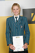 Girls Mountain Biking winner Katherine O'Neill. ASB College Sport Young Sportperson of the Year Awards 2007 held at Eden Park on November 15th, 2007.