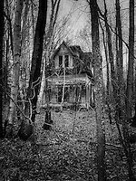 2016 Abandoned House White Mountains