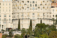 View of the Hotel de Paris, Mo,te Carlo, Monaco