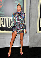 "LOS ANGELES, USA. August 06, 2019: Barbie Kelly Kelly Blank at the premiere of ""The Kitchen"" at the TCL Chinese Theatre.<br /> Picture: Paul Smith/Featureflash"