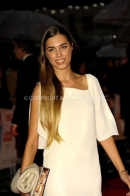 WWW.ACEPIXS.COM<br /> <br /> US SALES ONLY<br /> <br /> October 6, 2014, London, England<br />  <br /> Amber LeBon arriving at the World Premiere of 'Love, Rosie' held at Odeon West End on October 6, 2014 in London, England.<br /> <br /> By Line: Famous/ACE Pictures<br /> <br /> ACE Pictures, Inc<br /> Tel: 646 769 0430<br /> Email: info@acepixs.com