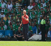 USA Men's National Team loses to Mexico 2-1, August 12, 2009 at Estadio Azteca, Mexico City, Mexico. .   .