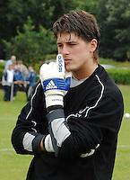 KV Kortrijk eerste training..fotos DAVID CATRY/VDB