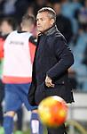 Getafe's coach Fran Escriba during La Liga match. January 30,2016. (ALTERPHOTOS/Acero)