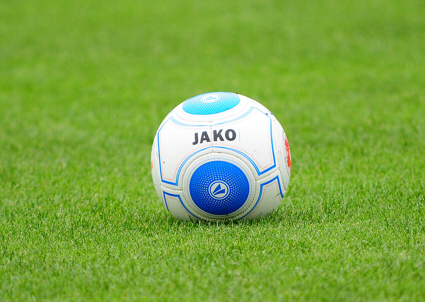 An Official National League ball by Jako<br /> <br /> Photographer Andrew Vaughan/CameraSport<br /> <br /> Vanarama National League - Lincoln City v Barrow - Saturday 17 September 2016 - Sincil Bank - Lincoln<br /> <br /> World Copyright &copy; 2016 CameraSport. All rights reserved. 43 Linden Ave. Countesthorpe. Leicester. England. LE8 5PG - Tel: +44 (0) 116 277 4147 - admin@camerasport.com - www.camerasport.com