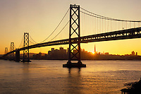 San Francisco-Oakland Bay Bridge<br />