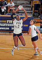 FIU Volleyball v. Western Kentucky (10/26/12)