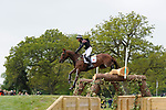 6th May 2017, Dan Jocelyn riding Dassett Cool Touch during the Cross Country phase of the 2017 Mitsubishi Motors Badminton Horse Trials, Badminton House, Bristol, United Kingdom. Jonathan Clarke/JPC Images