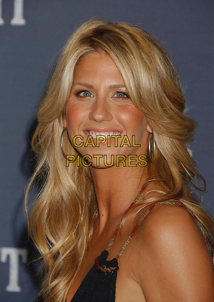 SHANNON BROWN.2006 CMT Music Awards held at The Curb Event Center at Belmont University, Nashville, Tennessee, USA - Arrivals..April 10th, 2006.Photo: Laura Farr/AdMedia/Capital Pictures.Ref: LF/ADM.headshot portrait hoop earrings.www.capitalpictures.com.sales@capitalpictures.com.© Capital Pictures.