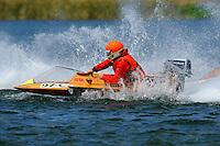 Bruce Hansen (97-C) (hydro)....Stock  Outboard Winter Nationals, Ocoee, Florida, USA.13/14 March, 2010 © F.Peirce Williams 2010