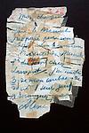 20060213 - France - Vincennes<br />COULISSES DU CHATEAU DE VINCENNES : LE FAUX DU COMMANDANT HENRY<br />Ref: COULISSES_DU_CHATEAU_016 - © Philippe Noisette