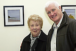 Eric O'Neill with his mother Bridie at the Launch of  his exhibition...Photo NEWSFILE/Jenny Matthews.(Photo credit should read Jenny Matthews/NEWSFILE)....This Picture has been sent you under the condtions enclosed by:.Newsfile Ltd..The Studio,.Millmount Abbey,.Drogheda,.Co Meath..Ireland..Tel: +353(0)41-9871240.Fax: +353(0)41-9871260.GSM: +353(0)86-2500958.email: pictures@newsfile.ie.www.newsfile.ie.FTP: 193.120.102.198.