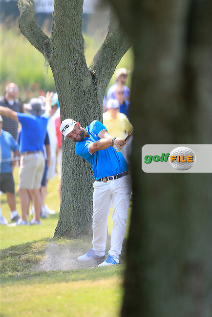 Andy Sullivan (ENG) during round 2 of the Players, TPC Sawgrass, Championship Way, Ponte Vedra Beach, FL 32082, USA. 13/05/2016.<br /> Picture: Golffile   Fran Caffrey<br /> <br /> <br /> All photo usage must carry mandatory copyright credit (&copy; Golffile   Fran Caffrey)