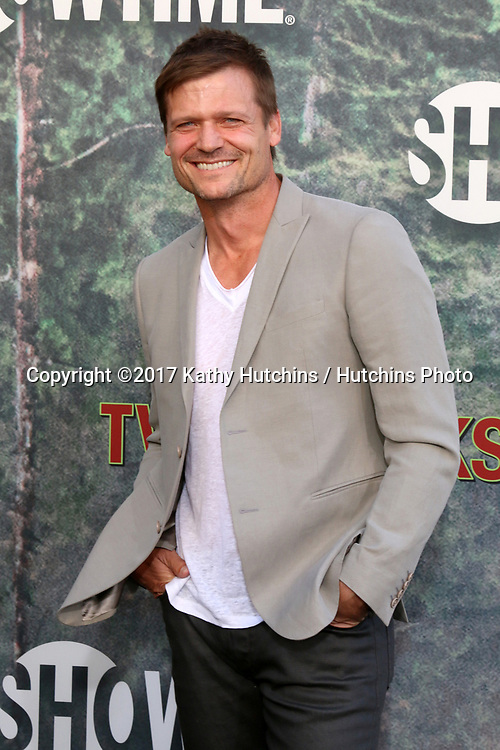 """LOS ANGELES - MAY 19:  Bailey Chase at the """"Twin Peaks"""" Premiere Screening at The Theater at Ace Hotel on May 19, 2017 in Los Angeles, CA"""