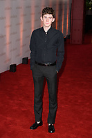 "Fionn O'Shea<br /> arriving for the premiere of ""The Aftermath"" at the Picturehouse Central, London<br /> <br /> ©Ash Knotek  D3479  18/02/2019"