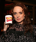 Melissa Errico attends the Feinstein's/54 Below Press Preview on October 3, 2018 at Feinstein's/54 Below in New York City.