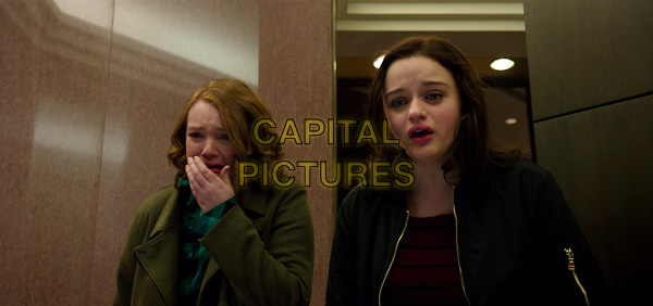 Wish Upon (2017) <br /> Shannon Purser stars as June and Joey King as Claire<br /> *Filmstill - Editorial Use Only*<br /> CAP/KFS<br /> Image supplied by Capital Pictures