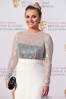 Chanel Cresswell<br /> at the 2016 BAFTA TV Awards, Royal Festival Hall, London<br /> <br /> <br /> &copy;Ash Knotek  D3115 8/05/2016