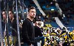 Stockholm 2014-11-16 Ishockey Hockeyallsvenskan AIK - IF Bj&ouml;rkl&ouml;ven :  <br /> AIK:s assisterande tr&auml;nare David Engblom under matchen mellan AIK och IF Bj&ouml;rkl&ouml;ven <br /> (Foto: Kenta J&ouml;nsson) Nyckelord:  AIK Gnaget Hockeyallsvenskan Allsvenskan Hovet Johanneshov Isstadion Bj&ouml;rkl&ouml;ven L&ouml;ven IFB portr&auml;tt portrait