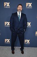 09 January 2020 - Pasadena, Nick Offerman. FX Networks' Star Walk Winter Press Tour 2020 held at Circa 55 Restaurant in The Langham Huntington. Photo Credit: FS/AdMedia