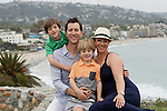 Custer Family - Laguna Beach