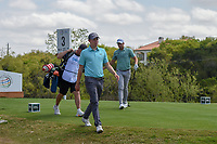 Matt Fitzpatrick (ENG) makes his way down 3 during day 2 of the WGC Dell Match Play, at the Austin Country Club, Austin, Texas, USA. 3/28/2019.<br /> Picture: Golffile | Ken Murray<br /> <br /> <br /> All photo usage must carry mandatory copyright credit (© Golffile | Ken Murray)