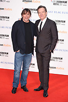 Director Richard Linklater &amp; Bryan Cranston at the London Film Festival 2017 screening of &quot;Last Flag Flying&quot; at the Odeon Leicester Square, London, UK. <br /> 08 October  2017<br /> Picture: Steve Vas/Featureflash/SilverHub 0208 004 5359 sales@silverhubmedia.com