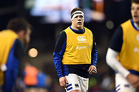 Sam Nixon of Bath Rugby. Heineken Champions Cup match, between Leinster Rugby and Bath Rugby on December 15, 2018 at the Aviva Stadium in Dublin, Republic of Ireland. Photo by: Patrick Khachfe / Onside Images
