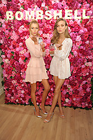www.acepixs.com<br /> May 10, 2017  New York City<br /> <br /> Victoria's Secret Angels Stella Maxwell &amp; Josephine Skriver celebrate Bombshell Fragrance at Victoria's Secret on Fifth Avenue on May 10, 2017 in New York City.<br /> <br /> Credit: Kristin Callahan/ACE Pictures<br /> <br /> <br /> Tel: 646 769 0430<br /> Email: info@acepixs.com
