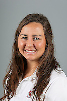 STANFORD, CA-OCTOBER 30, 2014- Cory Dodson of the Stanford Women's Water Polo Team 2014-2015.