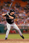 14 June 2006: Garrett Atkins, third baseman for the Colorado Rockies, in action against the Washington Nationals in Washington, DC. The Rockies defeated the Nationals 14-8 in front of 24,273 fans at RFK Stadium...Mandatory Photo Credit: Ed Wolfstein Photo...
