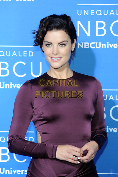 NEW YORK, NY - MAY 15: Jaimie Alexander at the NBC Universal 2017 Upfront Presentation in New York City on May 15, 2017. <br /> CAP/MPI/PAL<br /> &copy;PAL/MPI/Capital Pictures
