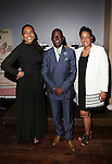 D. Aiken & Associates Monthly Upscale Professional Business Mixer - Spotlight  on Etu Evans With Host Erna Blackman.Held at 333 Lounge, Brooklyn