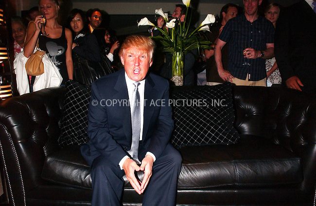 """WWW.ACEPIXS.COM . . . . . ....July 19 2007, New York City....Businessman Donald Trump at the introduction of his new collection  of homeware """"Trump Home"""" at Macy's in Manhattan.....Please byline: KRISTIN CALLAHAN - ACEPIXS.COM.. . . . . . ..Ace Pictures, Inc:  ..(646) 769 0430..e-mail: info@acepixs.com..web: http://www.acepixs.com"""