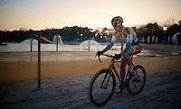 Ellen Van Loy (BEL/Telenet-Fidea)<br /> <br /> Zilvermeercross 2014