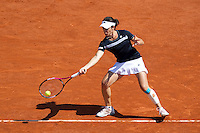 Alberta Brianti ..Tennis - Grand Slam - French Open- Roland Garros - Paris - Mon May 28th 2012...© AMN Images, 30, Cleveland Street, London, W1T 4JD.Tel - +44 20 7907 6387.mfrey@advantagemedianet.com.www.amnimages.photoshelter.com.www.advantagemedianet.com.www.tennishead.net