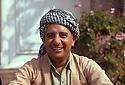 France 1973.  Abdul Rahman Ghassemlou, secretary general  of KDPI<br /> France 1973<br /> Abdul Rahman Ghassemlou, secr&eacute;taire g&eacute;n&eacute;ral du PDKI