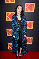 LOS ANGELES - FEB 15:  Angela Kang at the 3rd Annual Kodak Film Awards at the Hudson Loft on February 15, 2019 in Los Angeles, CA