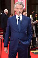 Pierce Brosnan<br /> arriving for the Prince's Trust Awards 2020 at the London Palladium.<br /> <br /> ©Ash Knotek  D3562 11/03/2020