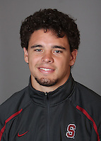 STANFORD, CA - OCTOBER 7:  Dylan Rush of the Stanford Cardinal during wrestling picture day on October 7, 2009 in Stanford, California.