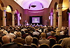 UKIP <br /> Leadership hustings <br /> at the Emanuel Centre, London, Great Britain <br /> 1st November 2016 <br /> <br /> the first leadership hustings before the election on 28th November 2016 <br /> <br /> Suzanne Evans <br /> <br /> Paul Nuttall <br /> <br /> John Rees-Evans<br /> <br /> Peter Whittle <br /> <br /> <br /> <br /> Photograph by Elliott Franks <br /> Image licensed to Elliott Franks Photography Services