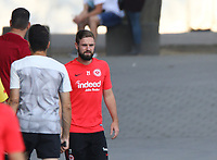 Marc Stendera (Eintracht Frankfurt) - 05.09.2018: Eintracht Frankfurt Training, Commerzbank Arena, DISCLAIMER: DFL regulations prohibit any use of photographs as image sequences and/or quasi-video.