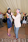 Dan Paddy Andy Festival : The current Rose Of Tralee, Clare Kambamettu  stepping it out with Michael Mangan in the marquee in Lyrecrompane on Sunday last at the Dan Paddy Andy Festival.