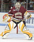 Joe Pearce - The Boston College Eagles and Northeastern University Huskies tied at 1 on Saturday, October 22, 2005, at Matthews Arena in Boston, Massachusetts.