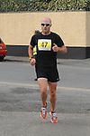 Aidan Cunningham 3rd in the Ferdia 5k run in Ardee. Photo: Colin Bell/pressphotos.ie