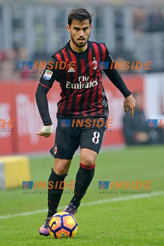 Suso Milan<br /> Milano 30-10-2016 Stadio Giuseppe Meazza - Football Calcio Serie A Milan - Pescara. Foto Giuseppe Celeste / Insidefoto