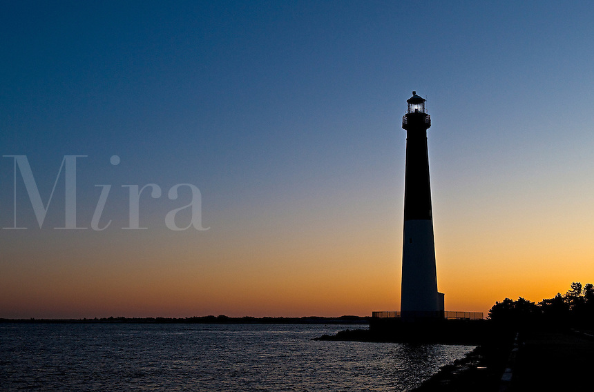 Barnegat Lighthouse, Long Beach Island, New Jersey, USA