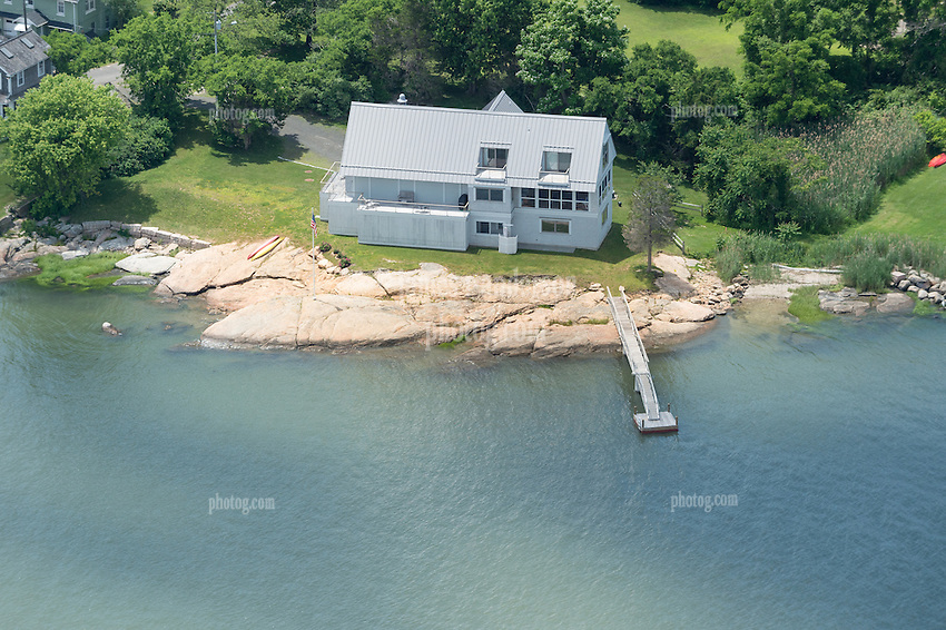 39 Rock Lane, Guilford CT. Aerial View of Waterfront Home for Sale on the shore of Long Island Sound. Contact Joe Piscitelli. Coldwell Banker, Residential Brokerage. Direct (203) 982-3511 Office (800) 870-8712