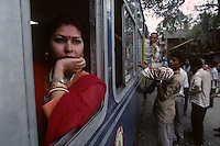 """The Darjeeling Himalayan Railway, also known as the """"Toy Train"""", is a narrow gauge railway that runs between New Jalpaiguri and Darjeeling in the Indian state of West Bengal. Built between 1879 and 1881, the railway is about 48miles long and is listed as a World Heritage Site. (1996)"""